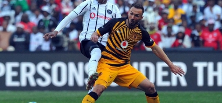 It's another instalment of the biggest match in South African soccer calendar