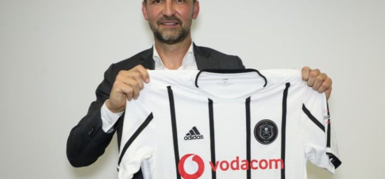 Orlando Pirates announces new coach