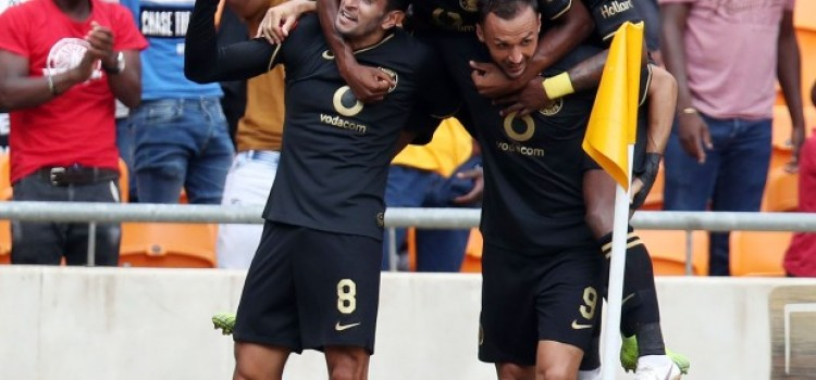 KAIZER CHIEFS GO NINE POINTS CLEAR WITH WIN OVER CITY