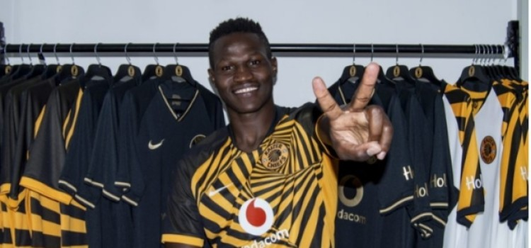 Chiefs sign Agay from Zambia