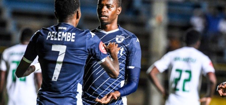 WITS WIN FIVE-GOAL THRILLER AGAINST CELTIC