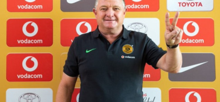 Gavin Hunt reveals why he joined Kaizer Chiefs