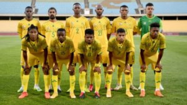 Bafana Bafana play to a 1-1 draw with Namibia