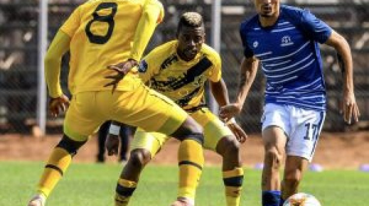 Maritzburg United suffered  1-0 defeat to Black Leopards