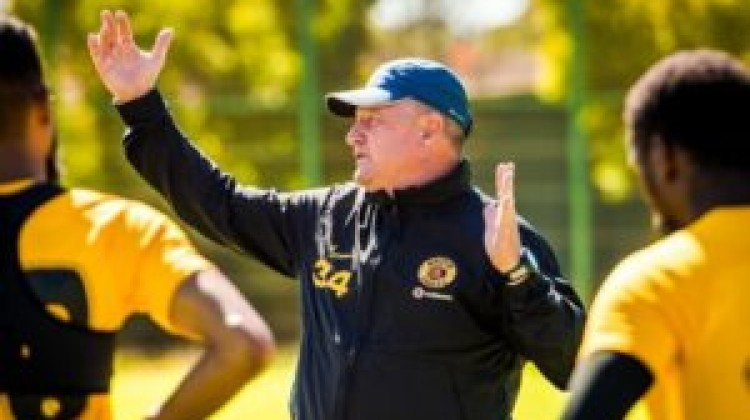 Frosler, Sasman , Returns to starting line up for Kaizer Chiefs