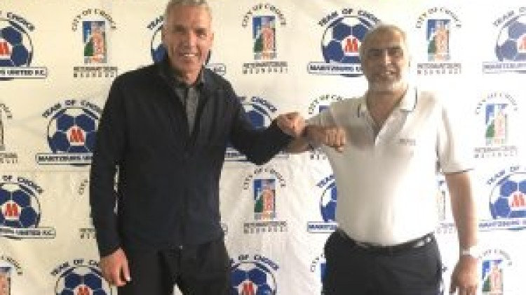 Middendorp returned to Maritzburg United