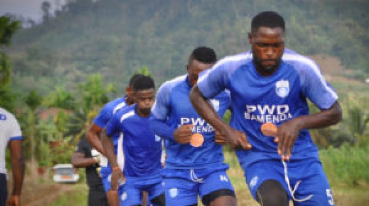 Kaizer Chiefs will face PWD Bamenda of Cameroon