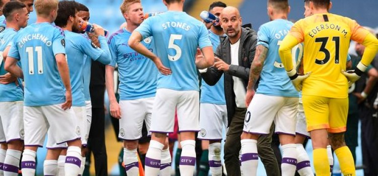 Pep Guardiola EXTENT  his  contract to stay at Manchester City until 2023
