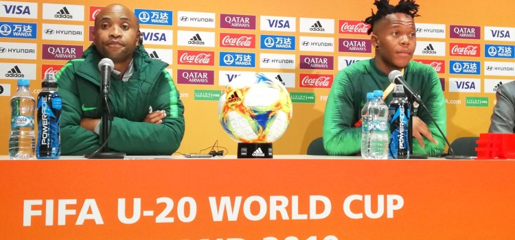 Amajita ready for Argentina WC group match