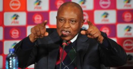Dr. Irvin Khoza was elected unopposed