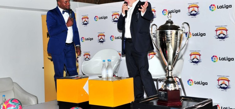 LaLiga KwaMahlobo Games Officially Launched