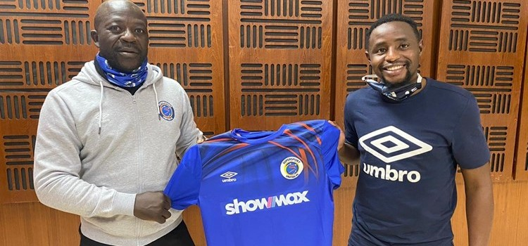 MOHOMI SIGNS FOR MATSATSANTSA