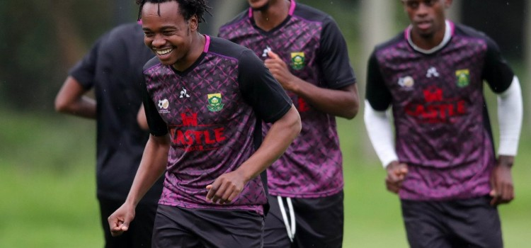 BAFANA BAFANA SQUAD FOR AFCON QUALIFIERS AGAINST GHANA AND SUDAN
