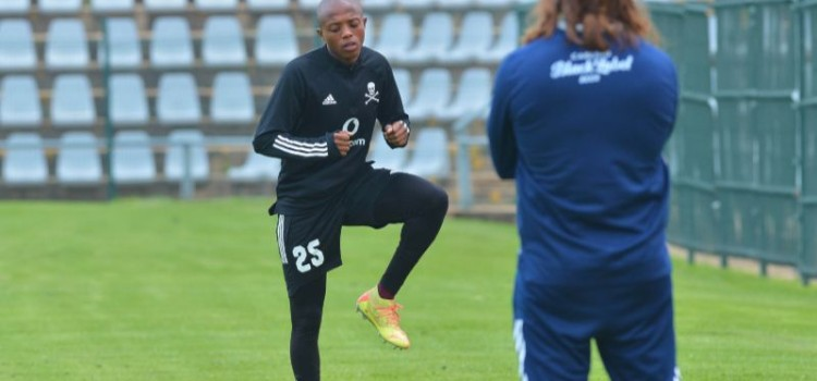 Zakhele Lepasa still out Nursing Injury
