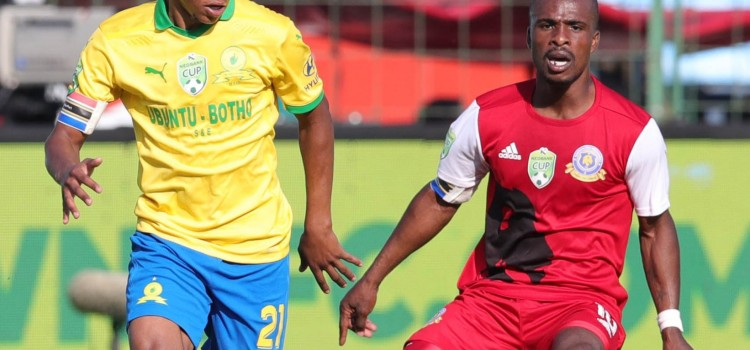 TTM hold  Sundowns in goalless draw #NedbankCup