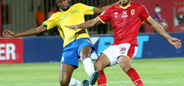 Mamelodi Sundowns suffered a 2-0 defeat to Al Ahly