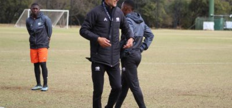 Bafana Bafana Assistant coach tests positive for Covid-19