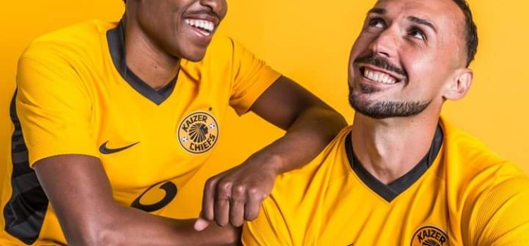 Kaizer Chiefs release New kit ahead SOWETODERBY