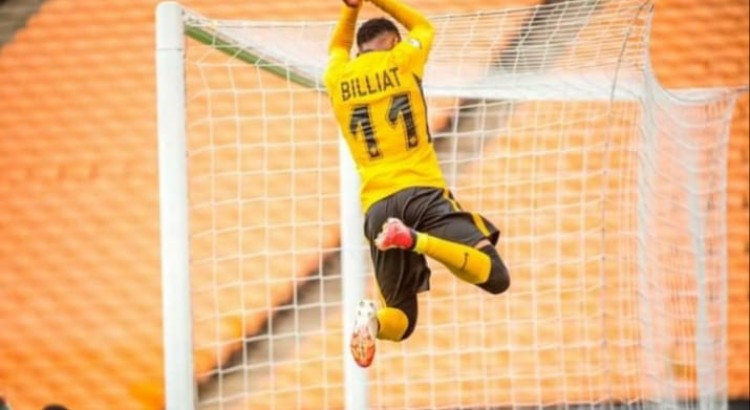 It's always risky to play a team labelled as a small team, Billiat