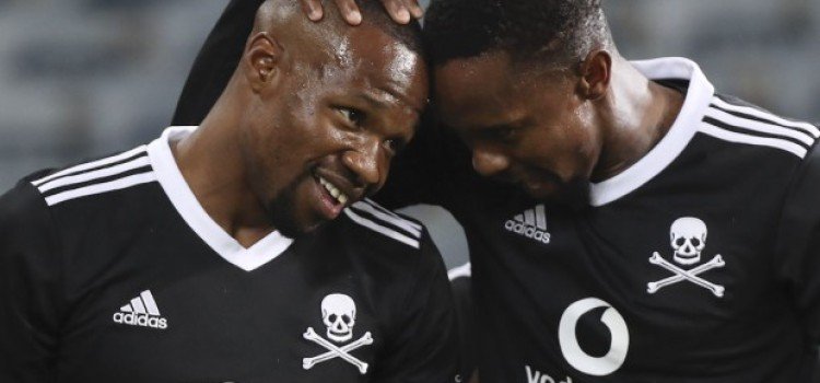 Tshegofatso Mabasa  scored only goal to give Bucs 3 points