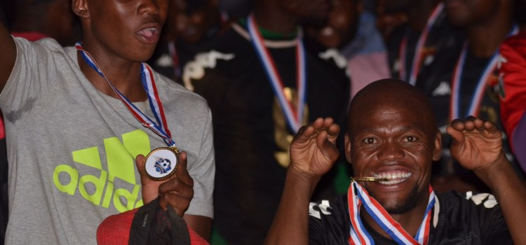 18 Mambas FC titled champions for the first edition of the 2021 Yasekasi