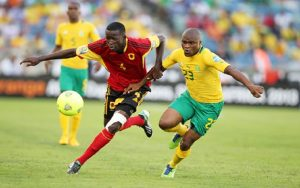 2013 Orange African Cup of Nations: South Africa v Angola